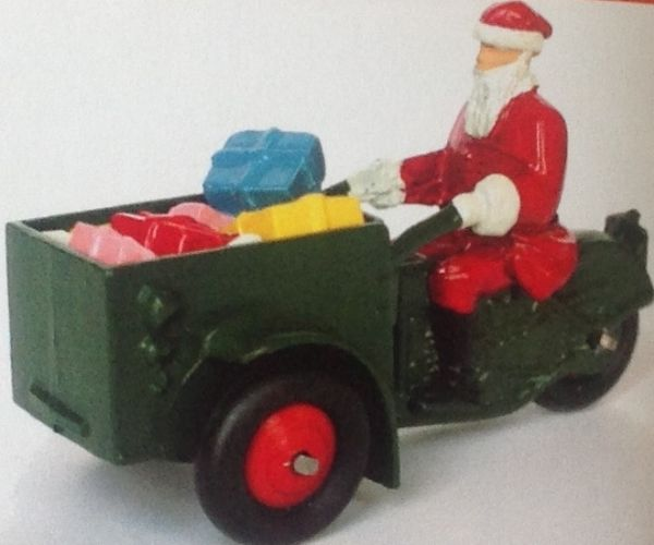 CLUB DINKY FRANCE MODEL No. CDF25 TRIPORTEUR DU PERE NOEL